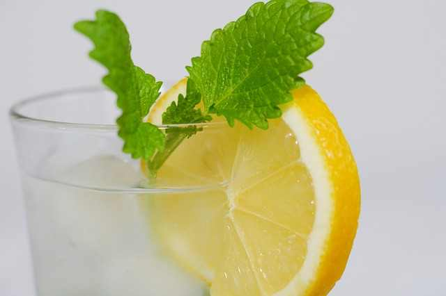 Lemon water can help relieve contractions because of its high acidity level.