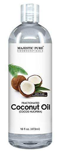 majestic pure coconut oil for yeast infections