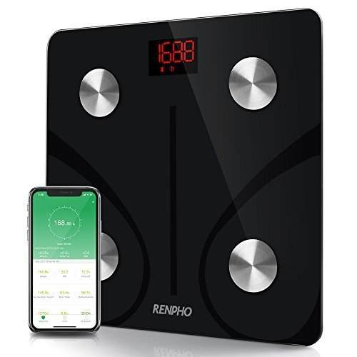 RENPHO Bluetooth Body Fat Scale – FDA Approved