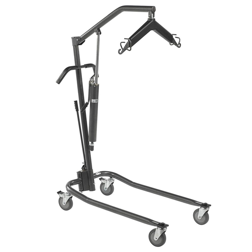 Drive Medical Hydraulic Patient Lift with Six Point Cradle