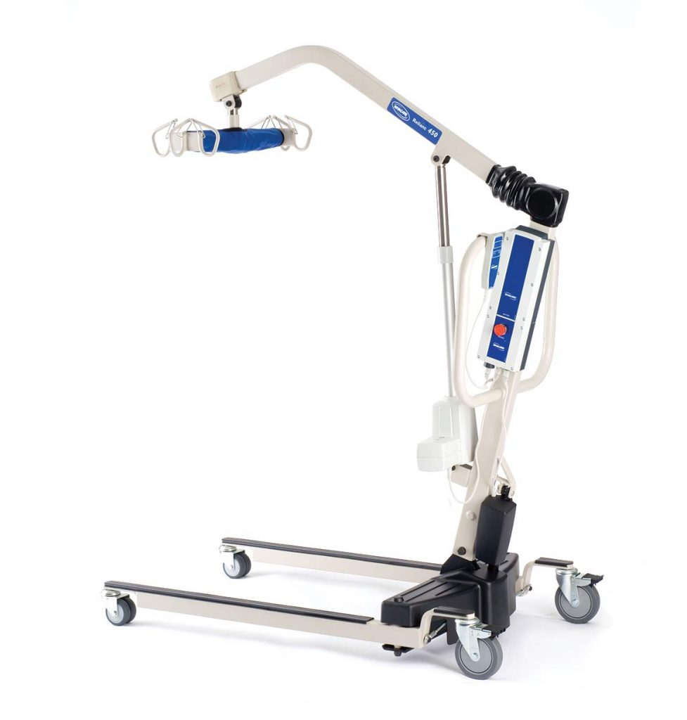 Invacare Reliant Battery-Powered Patient Lift